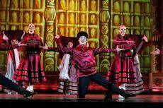 Казачий Танец В Национальном Костюме Видео