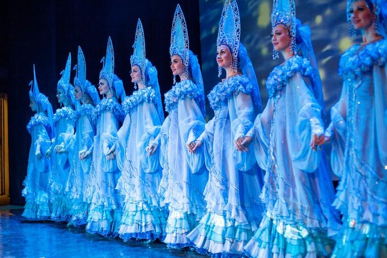 «Русский национальный балет «Кострома» завершил гастроли по Костромской области