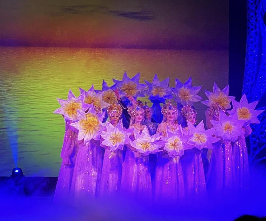 «Русский национальный балет «Кострома» представил программу, объединившую лучшие номера первого десятилетия существования коллектива – «Загадочная Русь»