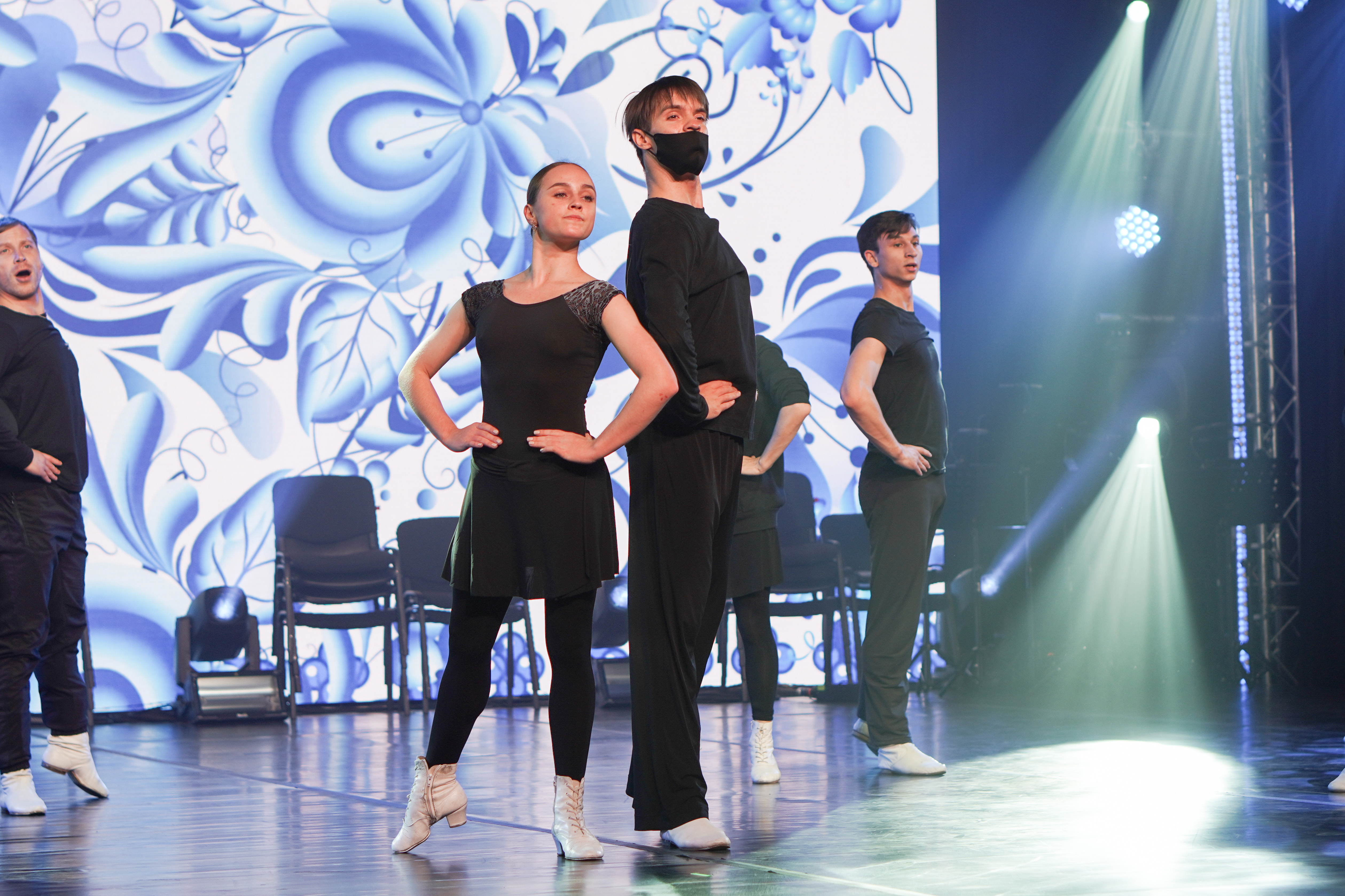 «Русский национальный балет «Кострома» принял участие в закрытии III Евразийского женского форума