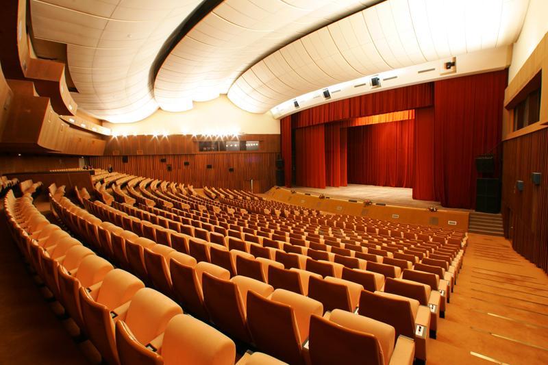 Концертный зал «Космос»,